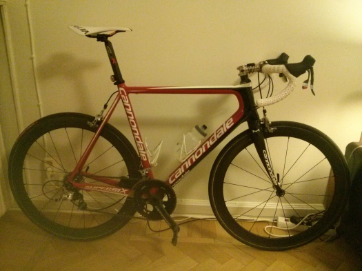 Cannondale Supersix Hi-Mod Sram Red