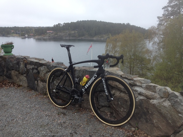 Specialized Venge S-Works Black Editiion med SRAM Red