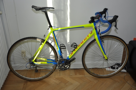 Specialized Crux Alu
