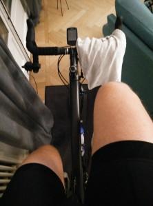 Specialized och jag är inte riktigt överens om hur långa benen ska vara i BIBs.