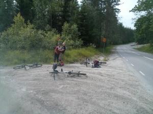 Vafan, asfalt?!