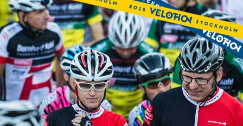 Velothon, för första gången i Stockholm!